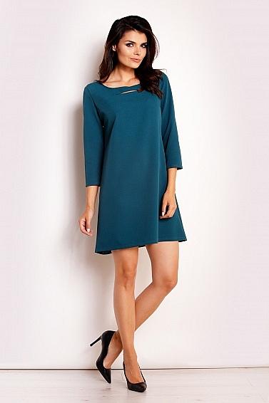 Sukienka M111 Zielony