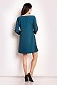 Sukienka M111 Zielony-3