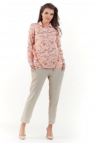 Koszula M171 róż